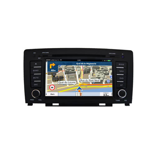 Great Wall H6 Double Din Sat Navi Stereo System