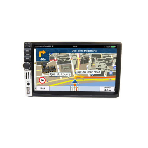 Universal Android Car DVD Player 7-inch Screen